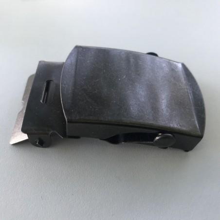 Boucle ceinture laiton vieilli