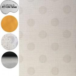 "Tissu Art gallery Fabrics ""Petits pois"" (vendu par 10 cm)"