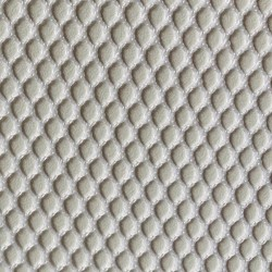 Tissu filet / Mesh blanc