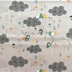 "Tissu popeline de coton Art gallery Fabrics ""Sisu"""