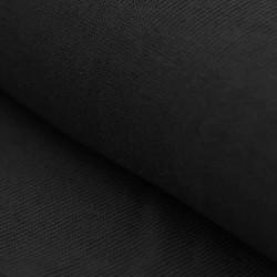 Tissu maille bébé noir...