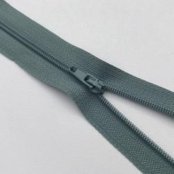 Fermeture éclair zip nylon 20cm jade