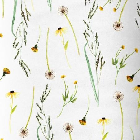 Fleur de pissenlit jaune