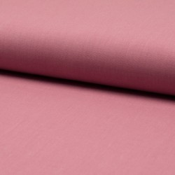 Tissu coton cretonne rose...