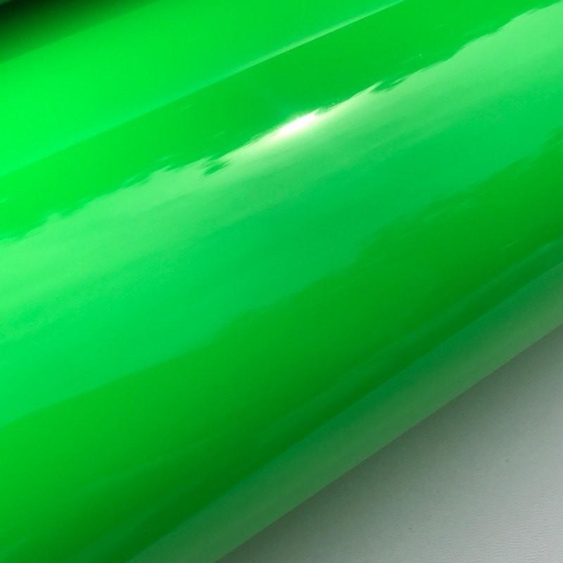 Flex de découpe vert fluo  18*28cm