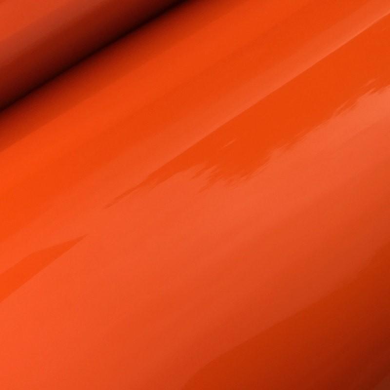 Flex de découpe orange fluo  18*28cm