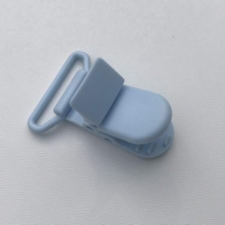 Clip / Attache tétine - Bleu clair