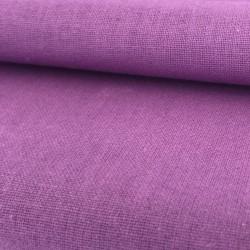 Tissu coton mauve  (vendu...